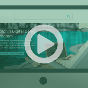 Maytronics Digital Demo video by Square One Creative Group