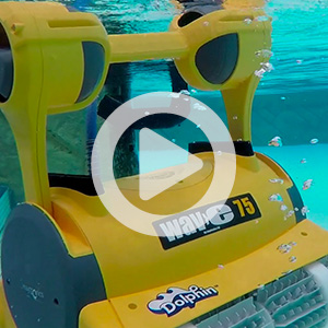 Maytronics Wave 75 product video by Square One Creative Group